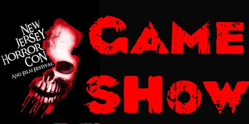GAME SHOW Trivia Contest at NJ HORROR CON SPRING 2020