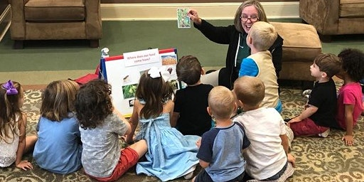 Blooms and Buds Pre K-parent classes