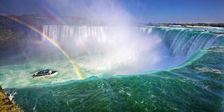 Bus Tour to Niagara Falls and Toronto tickets