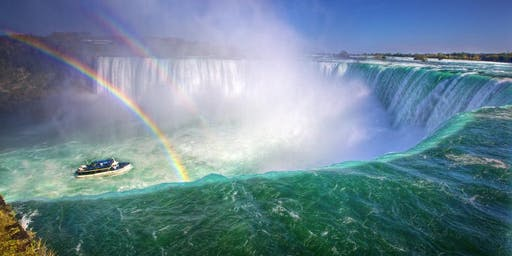 Bus Tour to Niagara Falls and Toronto