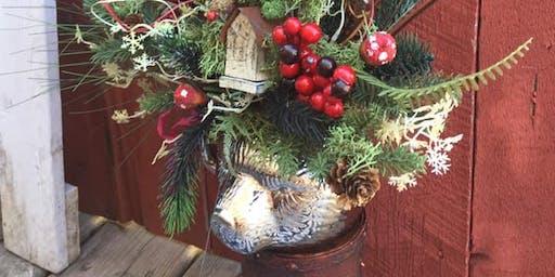 Grizz 3choice  Fence/Gnomes Sask Farm Dec 5th 7-9 pm