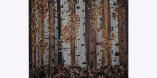 Fall Paint & Sip at Whired Wine Bar