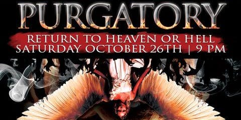 Il Bacio's Halloween Purgatorty Party