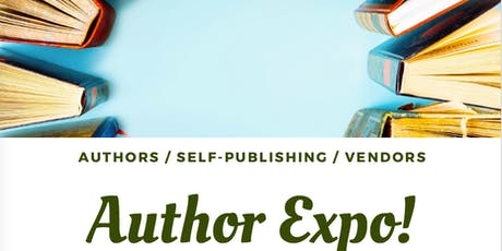 Author Expo and Self-Publishing tickets