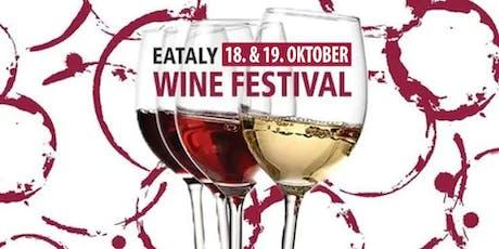 Eataly Wein Fest Tickets