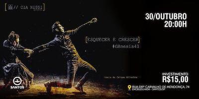 Teatro Jeová Nissi - ESQUECER E CRESCER