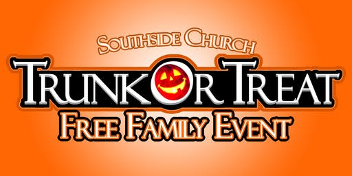Trunk or Treat - Courthouse
