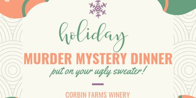 Holiday Murder Mystery Dinner Theater