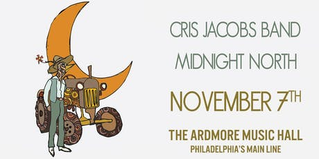 Cris Jacobs Band + Midnight North tickets
