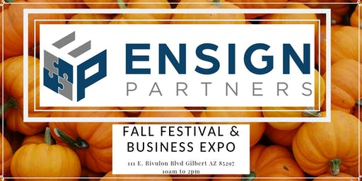 Ensign Partners Fall Festival & Business Expo