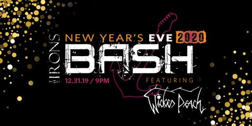 New Year's Eve Bash with Wicked Peach at Hilton Mystic, December 31, 2019