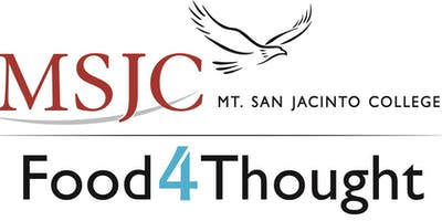 Food 4 Thought Volunteer Sign Up SJC