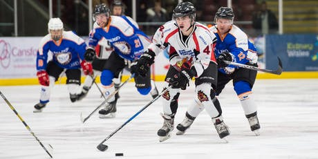 Cardiff Fire vs Bracknell Hornets tickets