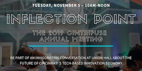 2019 Cintrifuse Annual Meeting tickets