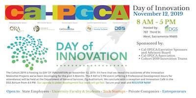 Cohort 2019 - Day of Innovation