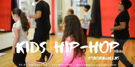 Free kids Hip-hop class tickets