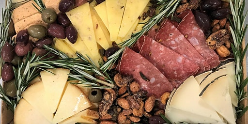 Build Your Own Holiday Cheese Board