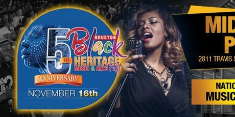 2019 Houston Black Heritage Festival tickets