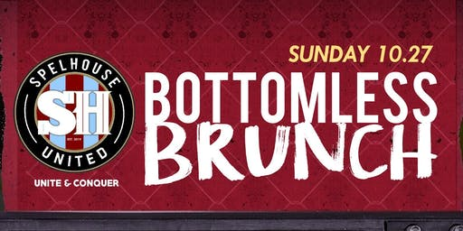 BOTTOMLESS HOMECOMING BRUNCH