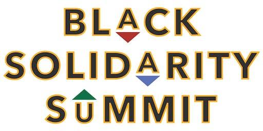 Third Annual Black Solidarity Summit