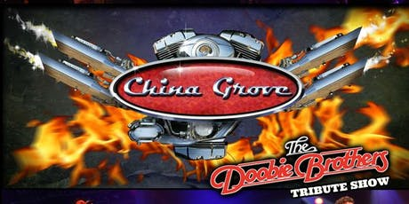 China Grove: Tribute to the Doobie Brothers tickets