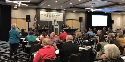 78th Annual Minnesota Farmers Union Convention