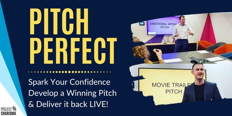 PITCH PERFECT: Open-Night (November) tickets