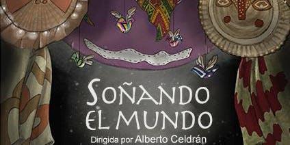 """ALBERTO CELDRÁN """"SOÑANDO EL MUNDO"""" (MENUTSBARRIS)"""