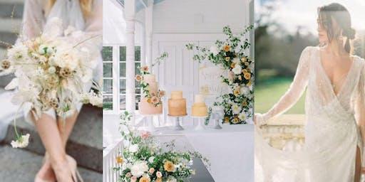 Falling for Fall : Wedding Editorial at Ashford Acres