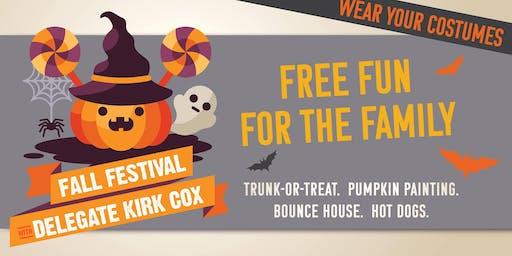Free Fall Festival!