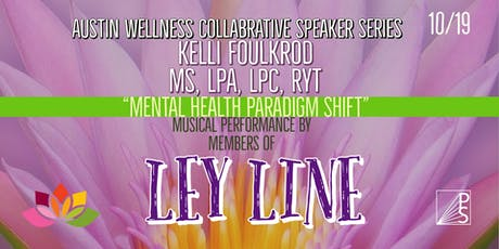 AWC Speaker Series With Kelli Foulkrod & Members of Ley Line tickets