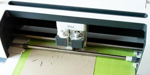 WORKSHOP –Cricut Explore Air 2 – OCTOBER 21