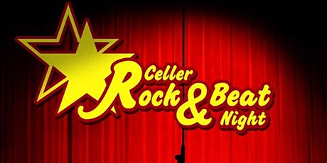 Celler -Rock & Beat Night- 2020 Tickets