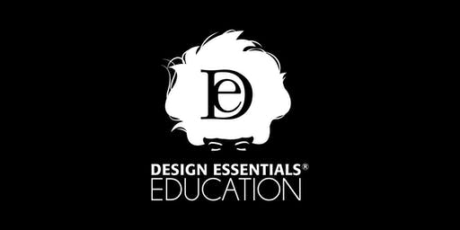"Design Essentials Pro Series Presents -""The Art of Locs with Damian Walter"""