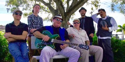Rich Brown Blues Band