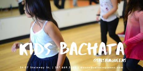 Free Kids Bachata classes tickets