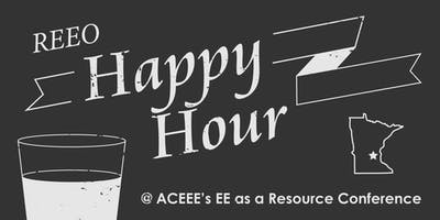 REEO Happy Hour at EE as a Resource