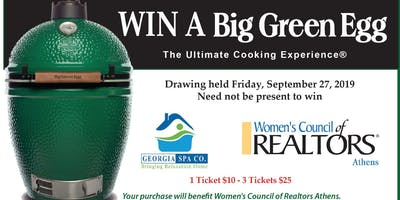 Big Green Egg Raffle & (Raincheck) A Harvest Happening
