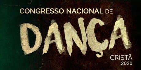 Congresso Nacional de Dança Cristã - 2020 - Praise Cia. de Dança tickets