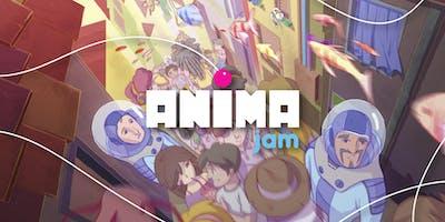 AnimaJam - 2ª edição na Indie Warehouse