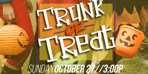 GRACEchurch TRUNK-or-TREAT 2019