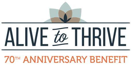 Alive to Thrive Benefit - Inspiration Ministries tickets