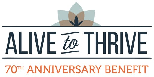 Alive to Thrive Benefit - Inspiration Ministries