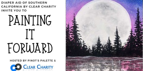 Painting it Forward tickets