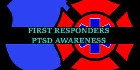 PTSD Awareness for First Responders tickets