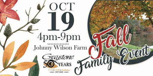 Graystone Family Fall Festival