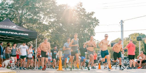 Relay Community Run with lululemon Athens + ARC + Terrapin
