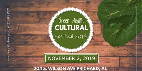 Green Health Cultural Festival 2019 - Collard Green Cook Off and Tasting tickets