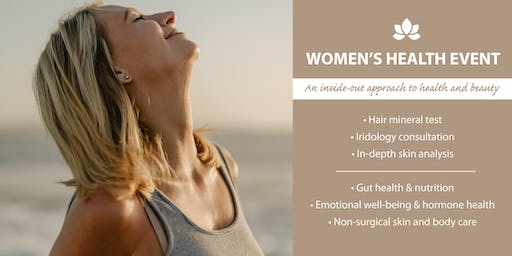 Women's Health Event: A Holistic Approach to Health and Beauty