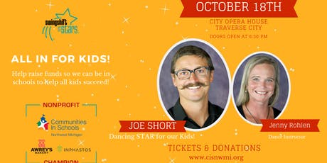 SwingShift and the Stars Dance-Off for Charity tickets
